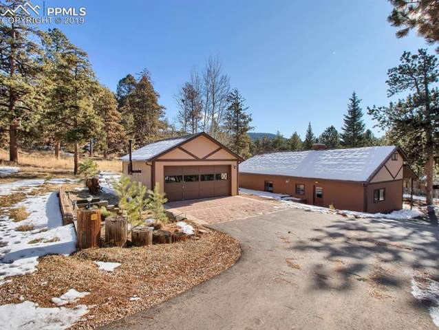 197 W Ridge Drive, Woodland Park, CO 80863 (#9185417) :: Perfect Properties powered by HomeTrackR