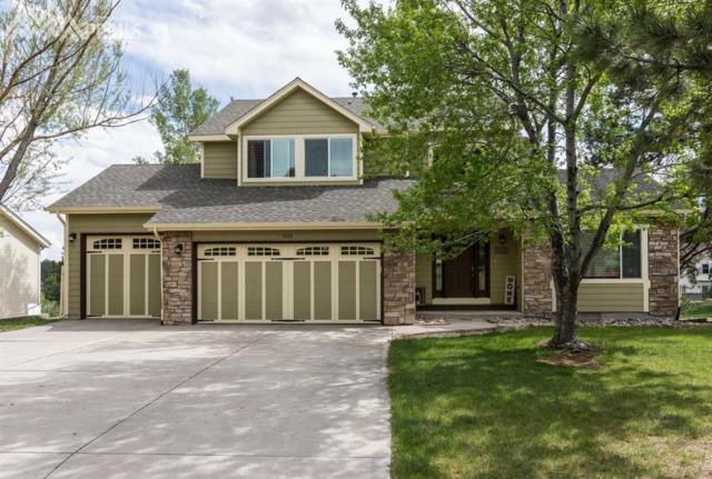 1464 Gambel Oaks Drive, Elizabeth, CO 80107 (#9185773) :: 8z Real Estate