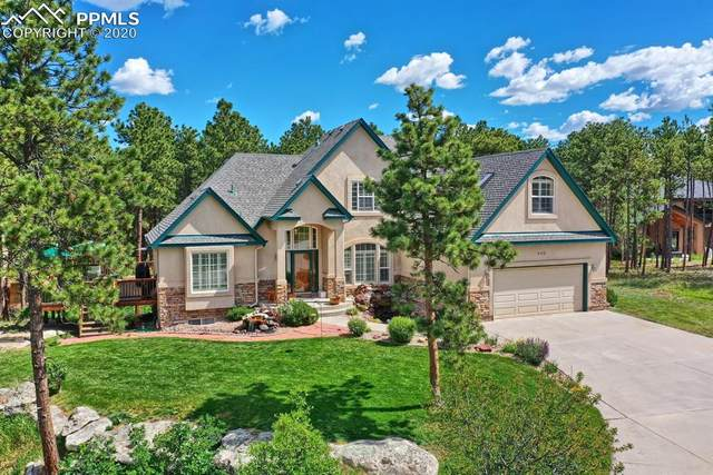 880 Crooked Tree Lane, Monument, CO 80132 (#9185937) :: CC Signature Group