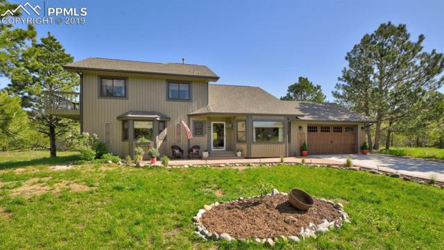20245 Silver Horn Lane, Monument, CO 80132 (#9187246) :: Action Team Realty