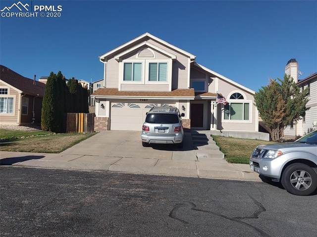 7160 Cotton Drive, Colorado Springs, CO 80923 (#9187753) :: The Harling Team @ Homesmart Realty Group