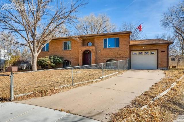 609 Rowe Lane, Colorado Springs, CO 80911 (#9192517) :: The Cutting Edge, Realtors