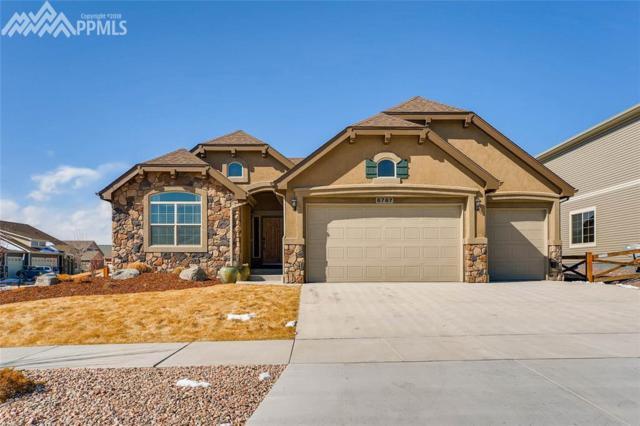 8787 Meadow Wing Circle, Colorado Springs, CO 80927 (#9192722) :: The Hunstiger Team