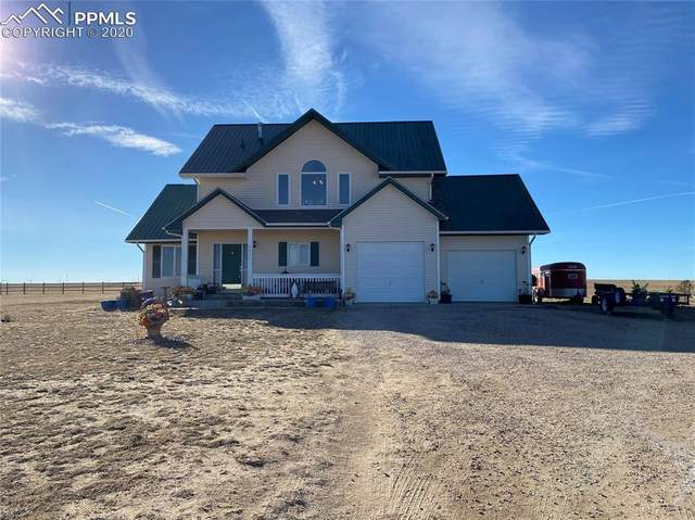 9710 Wagner Road, Calhan, CO 80808 (#9192959) :: Action Team Realty