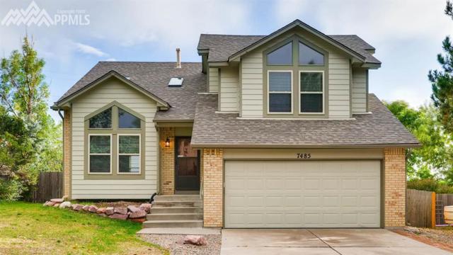7485 Hickorywood Drive, Colorado Springs, CO 80920 (#9193598) :: The Treasure Davis Team