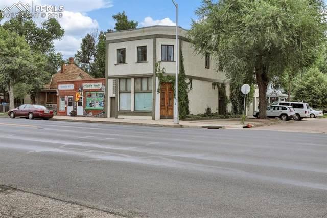 1202 W Colorado Avenue, Colorado Springs, CO 80904 (#9194060) :: Venterra Real Estate LLC