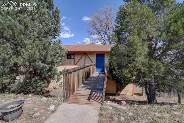 1219 N Chestnut Street #1221, Colorado Springs, CO 80905 (#9196370) :: The Treasure Davis Team | eXp Realty