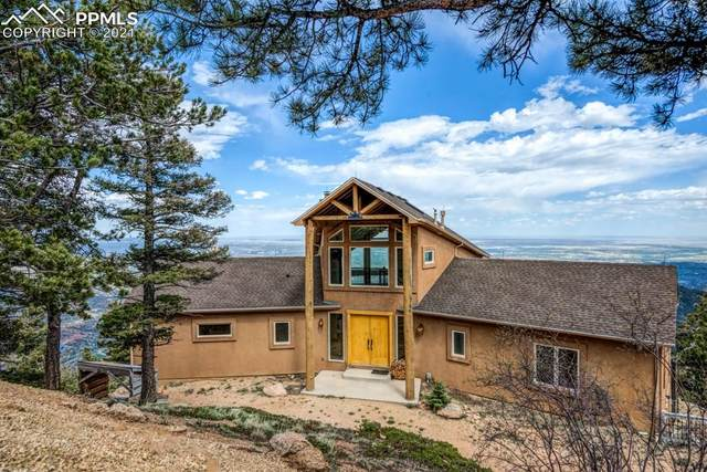 6928 Lady Bug Lane, Manitou Springs, CO 80829 (#9197333) :: The Daniels Team