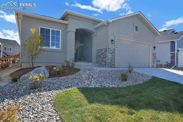 6229 Lochside View, Colorado Springs, CO 80927 (#9199883) :: The Gold Medal Team with RE/MAX Properties, Inc