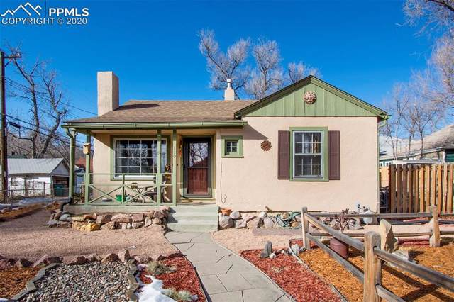 110 N 23rd Street, Colorado Springs, CO 80904 (#9202933) :: Tommy Daly Home Team