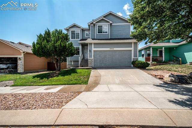 6812 Lost Springs Drive, Colorado Springs, CO 80923 (#9203074) :: Action Team Realty