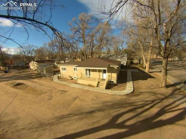 710 Iowa Avenue, Colorado Springs, CO 80909 (#9203828) :: The Treasure Davis Team