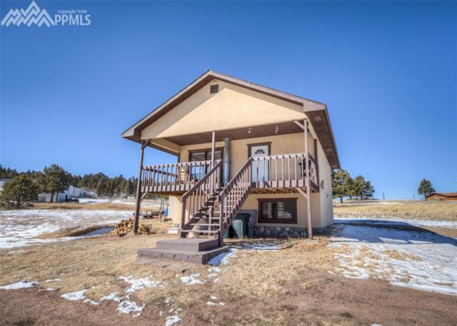 88 Tioga Trail, Florissant, CO 80816 (#9205106) :: The Peak Properties Group
