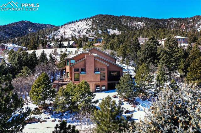 3350 Orion Drive, Colorado Springs, CO 80906 (#9205281) :: The Gold Medal Team with RE/MAX Properties, Inc
