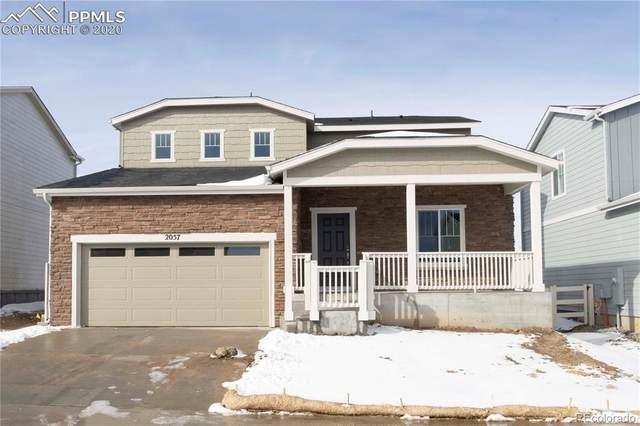 2057 Villageview Lane Lot 9, Castle Rock, CO 80104 (#9205790) :: The Dixon Group