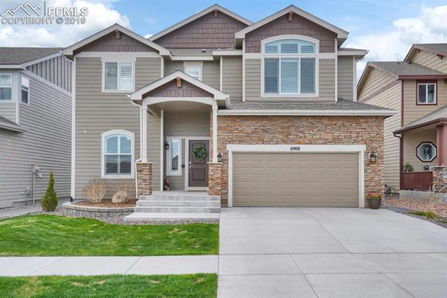 6908 Black Saddle Drive, Colorado Springs, CO 80924 (#9205900) :: The Kibler Group