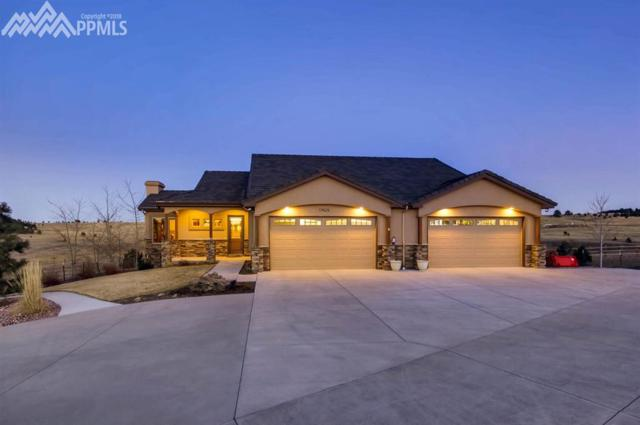 17425 Pond View Place, Colorado Springs, CO 80908 (#9207075) :: Action Team Realty