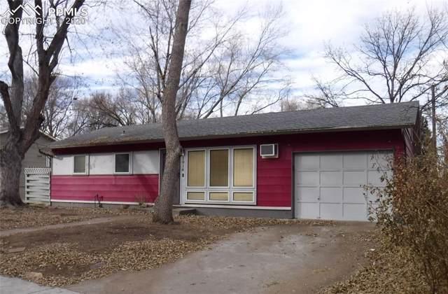 1014 Norwood Avenue, Colorado Springs, CO 80905 (#9209891) :: The Kibler Group
