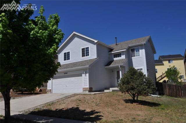 5040 Prairie Grass Lane, Colorado Springs, CO 80922 (#9210028) :: 8z Real Estate