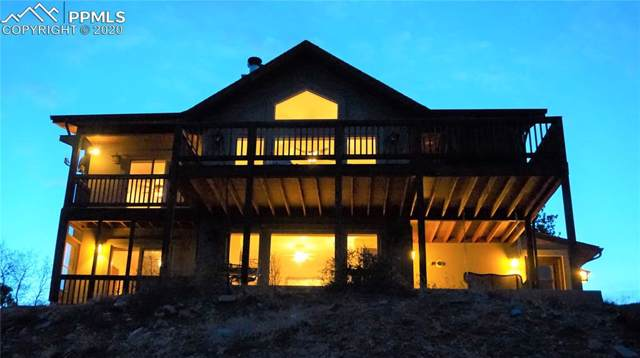 189 Choctaw Lane, Florissant, CO 80816 (#9214005) :: Action Team Realty
