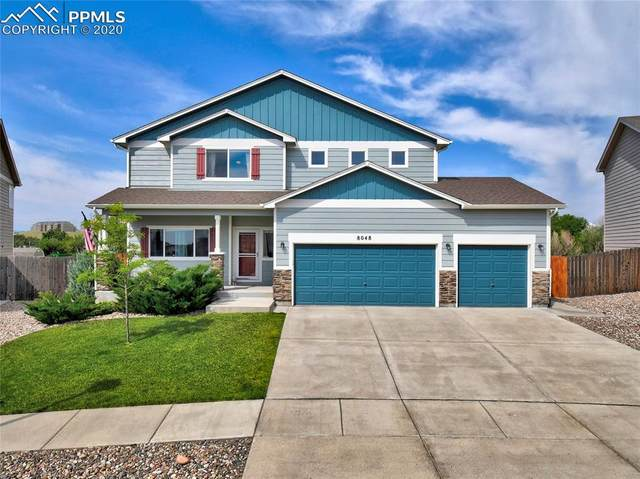 8048 Chasewood Loop, Colorado Springs, CO 80908 (#9215859) :: Tommy Daly Home Team