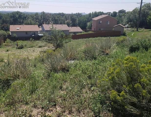 919 Mesa Valley Road, Colorado Springs, CO 80907 (#9219074) :: The Kibler Group