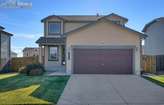 6963 Sierra Meadows Drive, Colorado Springs, CO 80908 (#9220445) :: The Scott Futa Home Team