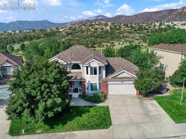 1695 Smoke Ridge Drive, Colorado Springs, CO 80919 (#9221284) :: Jason Daniels & Associates at RE/MAX Millennium