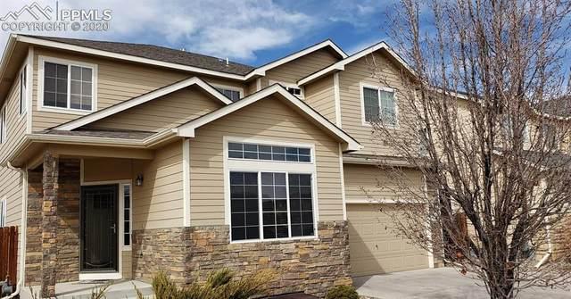 6236 Roundup Butte Street, Colorado Springs, CO 80925 (#9223374) :: Finch & Gable Real Estate Co.