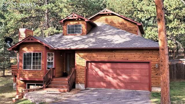 330 S Evergreen Street, Woodland Park, CO 80863 (#9227912) :: 8z Real Estate
