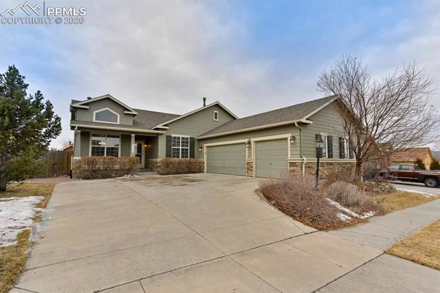 5726 Show Down Lane, Colorado Springs, CO 80923 (#9231781) :: The Hunstiger Team