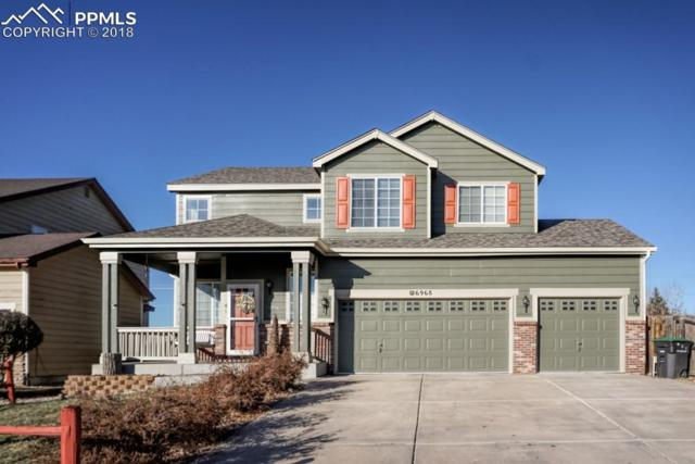 6968 Ancestra Drive, Fountain, CO 80817 (#9233528) :: Jason Daniels & Associates at RE/MAX Millennium