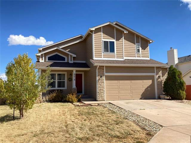5415 Backglen Drive, Colorado Springs, CO 80906 (#9233810) :: Tommy Daly Home Team