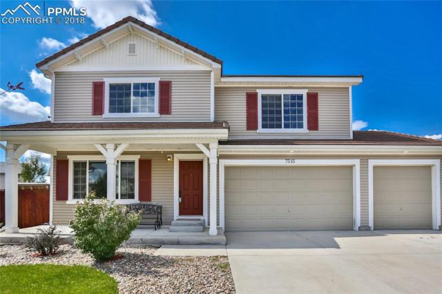 7515 Short Grass Court, Colorado Springs, CO 80915 (#9235335) :: Harling Real Estate
