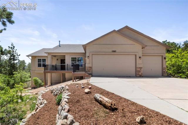 1367 Buckwood Lane, Monument, CO 80132 (#9235602) :: Harling Real Estate