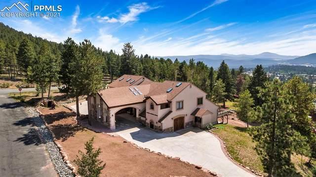 980 Char Lane, Woodland Park, CO 80863 (#9236152) :: 8z Real Estate