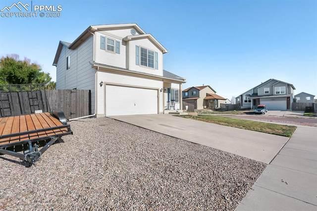 11377 Justamere Drive, Fountain, CO 80817 (#9236612) :: Venterra Real Estate LLC
