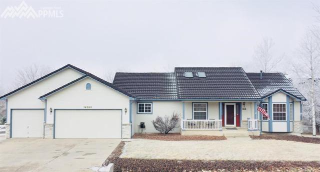 14280 Westchester Drive, Colorado Springs, CO 80921 (#9237688) :: Jason Daniels & Associates at RE/MAX Millennium