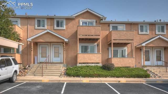 2250 E La Salle Street #105, Colorado Springs, CO 80909 (#9243917) :: Venterra Real Estate LLC
