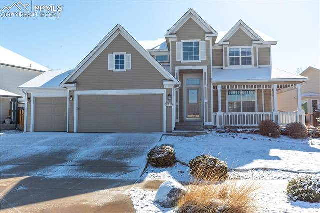 3315 Pony Tracks Drive, Colorado Springs, CO 80922 (#9245023) :: HomeSmart