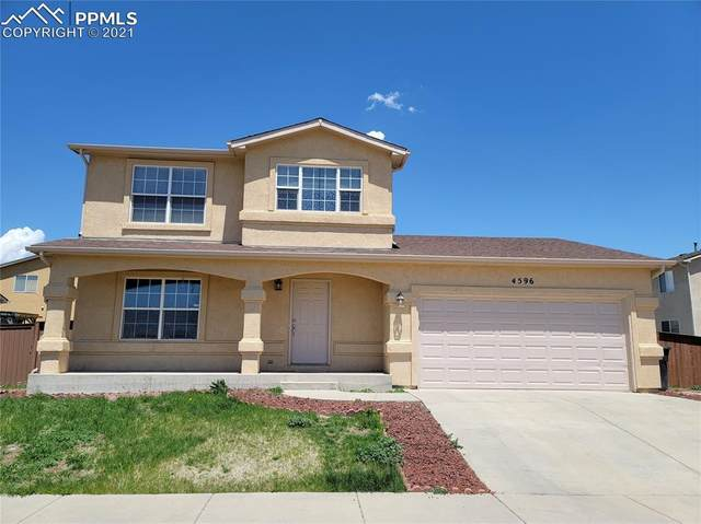 4596 Skylark Road, Colorado Springs, CO 80916 (#9246704) :: Fisk Team, RE/MAX Properties, Inc.