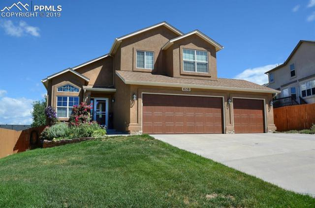 4158 Pronghorn Meadows Circle, Colorado Springs, CO 80922 (#9246716) :: Tommy Daly Home Team