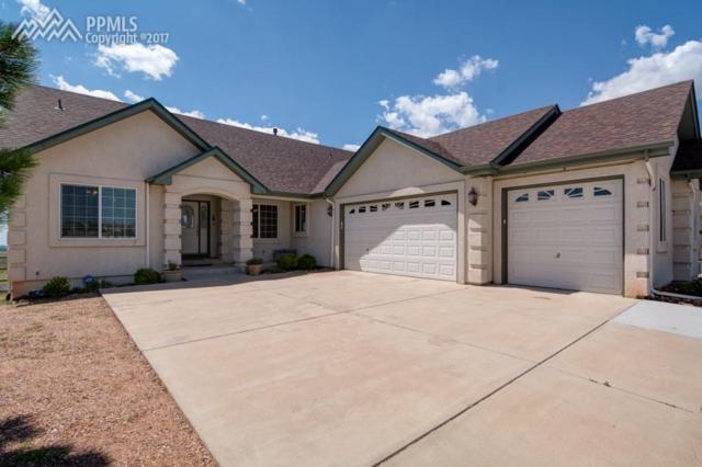 9456 Rockingham Drive, Peyton, CO 80831 (#9247632) :: The Treasure Davis Team