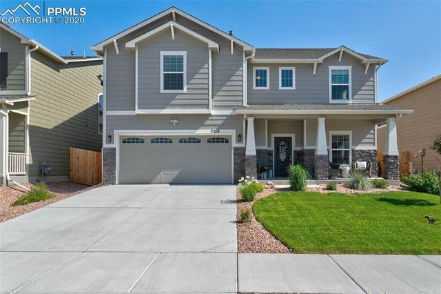 7214 New Meadow Drive, Colorado Springs, CO 80923 (#9251167) :: Tommy Daly Home Team