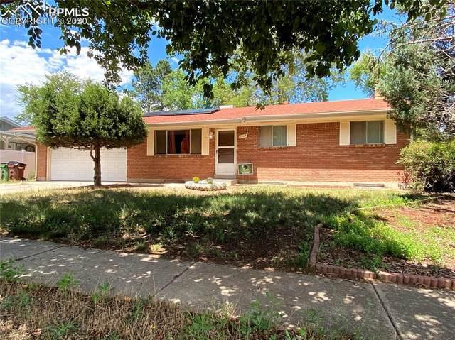 4105 Edwinstowe Avenue, Colorado Springs, CO 80907 (#9252997) :: The Kibler Group