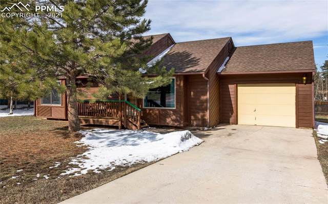 1000 N Baldwin Street, Woodland Park, CO 80863 (#9254473) :: The Cutting Edge, Realtors