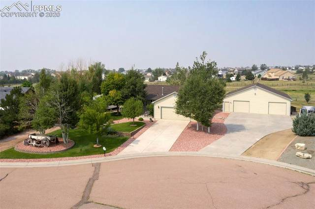 8678 Saddleman Road, Peyton, CO 80831 (#9258232) :: The Kibler Group