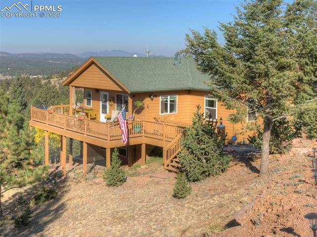771 Southpark Road, Florissant, CO 80816 (#9258295) :: Action Team Realty