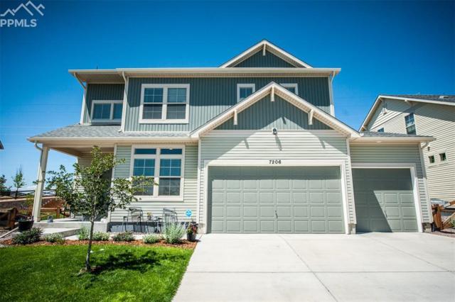 7206 Horizon Wood Lane, Colorado Springs, CO 80927 (#9258952) :: The Peak Properties Group
