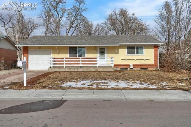 2405 Cactus Drive, Colorado Springs, CO 80911 (#9263564) :: The Kibler Group